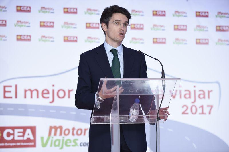 Jaime Moreno, Subdirector General de Gestión de la Movilidad de la Dirección General de Tráfico