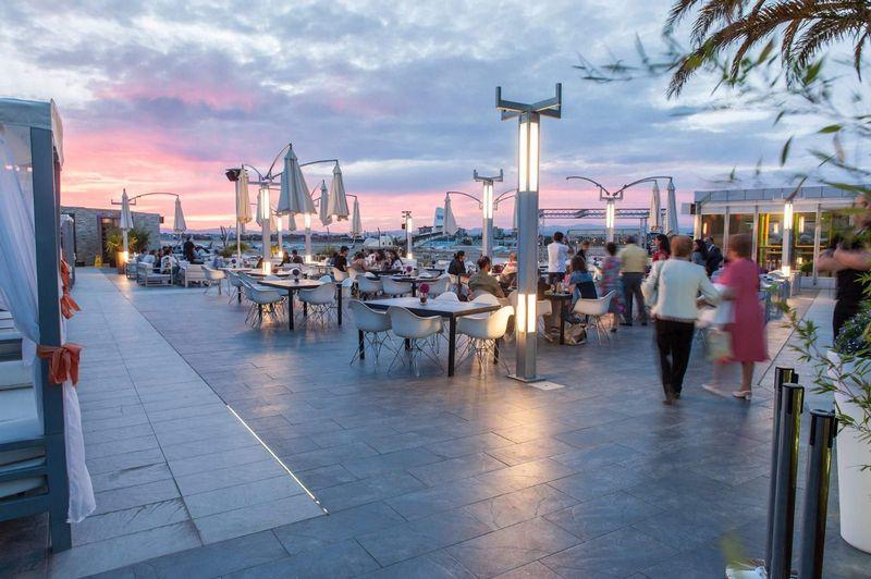 El chill out del aeroclub la mejor terraza de madrid - Chill out terraza ...