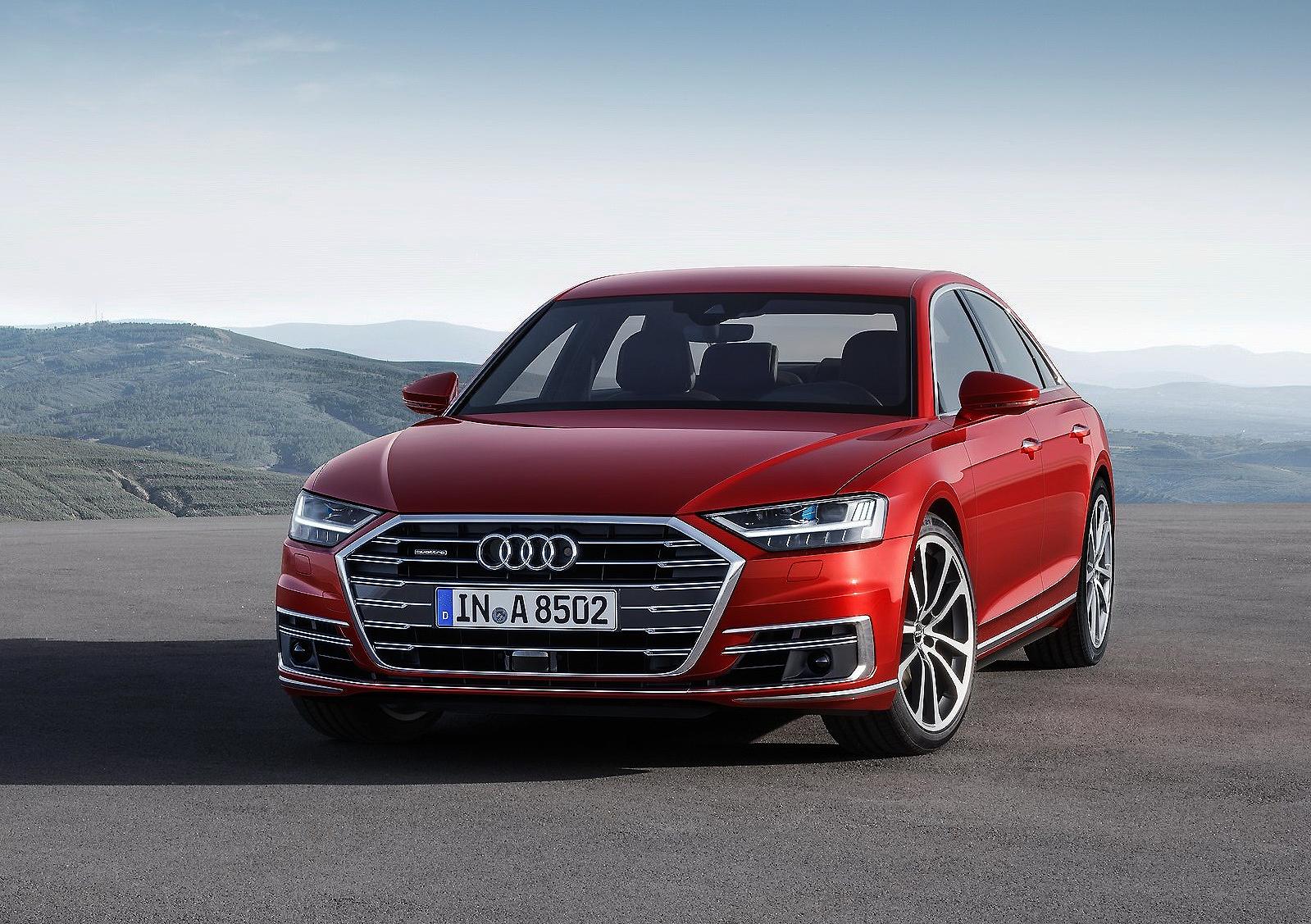 Sólidos resultados financieros del Grupo Audi en la primera mitad de 2017