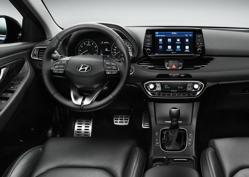 El Hyundai i30 ha sido clasificado con cinco estrellas de Euro NCAP