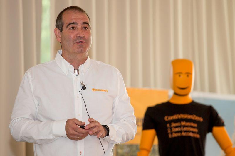 Jon Ander García, Director General de Continental España