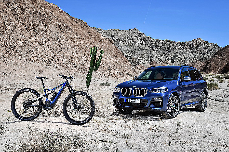 Nuevo BMW X3 M40i, máxima potencia