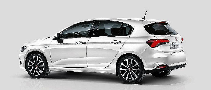El nuevo Fiat Tipo Ñ Edition te puede llevar al Eurobasket