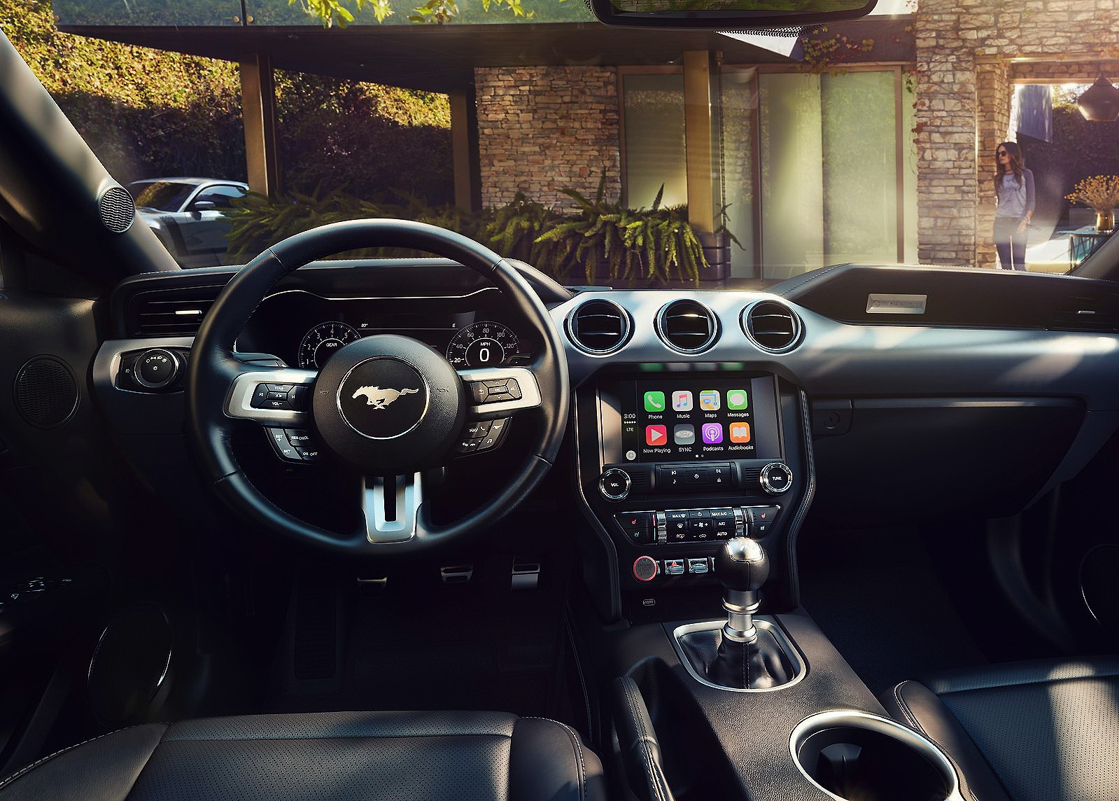 Ford Mustang 5.0 418 CV., la leyenda continúa