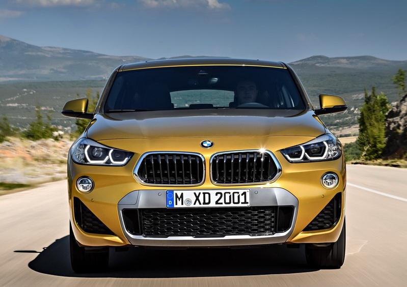 """Nuevo BMW X2. el que faltaba para completar la serie """"X"""" actual"""