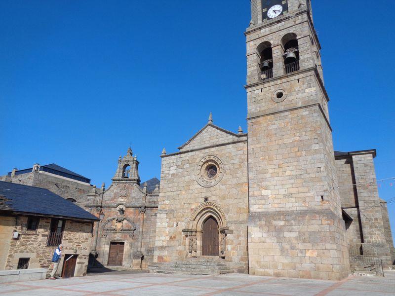 Puebla de Sanabria, Iglesia Parroquial Nuestra Señora del Azogue