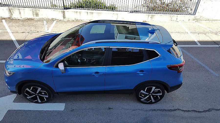 Nissan Qashqai 1.6 dCi 130 cv XTronic Tekna+ : silencio, se rueda