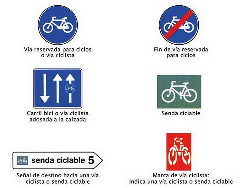 La guía del buen ciclista