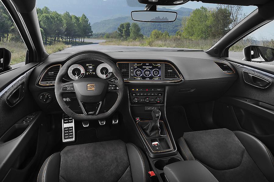 Nuevo Seat León Cupra R, 300 y 310 caballos de pura raza