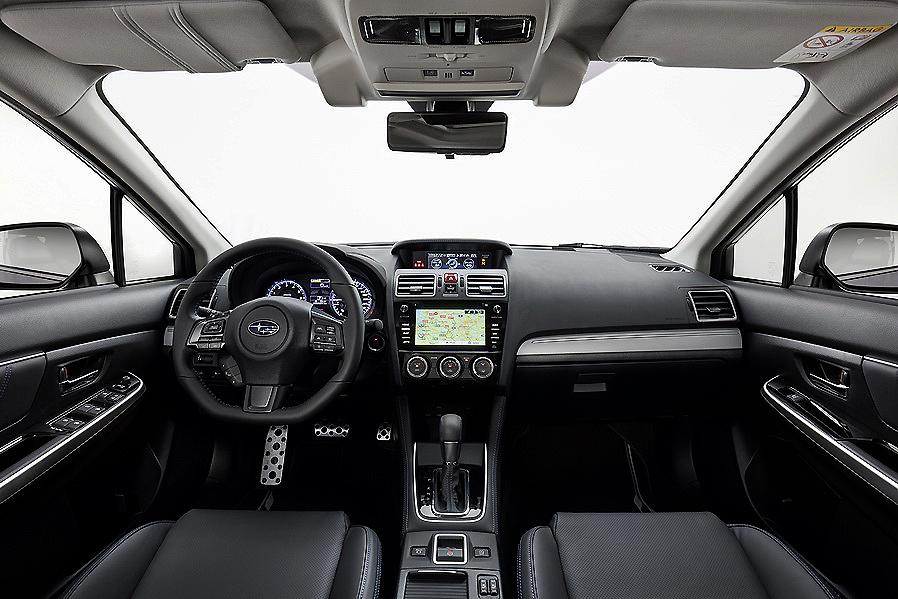 Nuevo Subaru Leborg MY2018, un familiar de altos vuelos