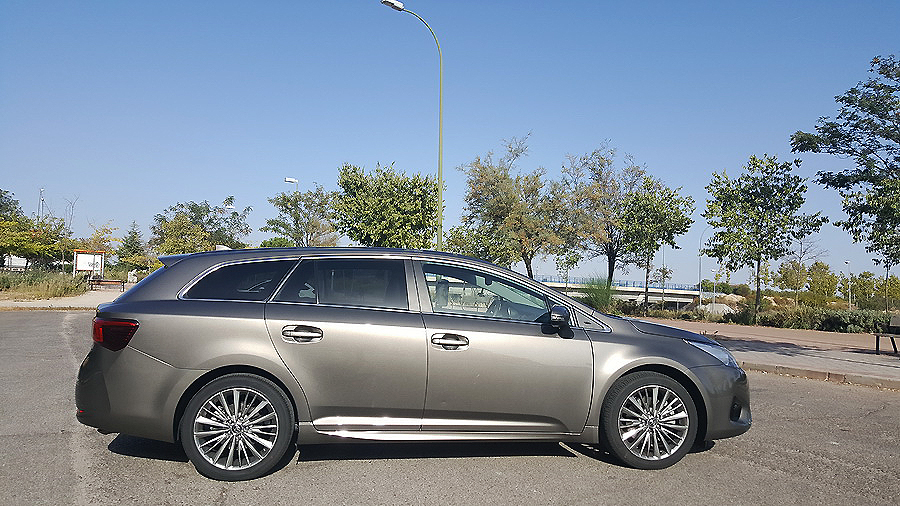 Toyota Avensis Touring Sport Diesel Executive 150 cv, el familiar sigue vivo