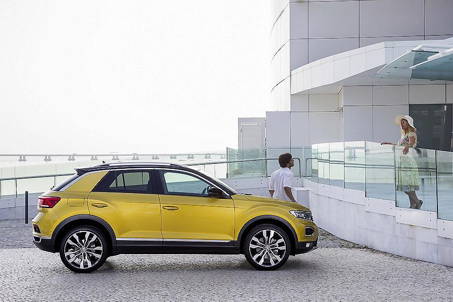 Nuevo Volkswagen T-ROC, aventura los 365 días del año