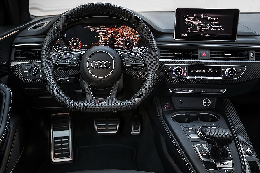 Llega el nuevo Audi RS4 Avant con 450 caballos de potencia. Los RS siguen latiendo