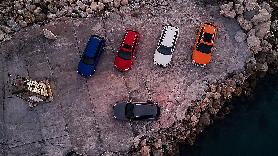 Llega el Audi RS4 Avant con 450 caballos de potencia. Los RS siguen latiendo