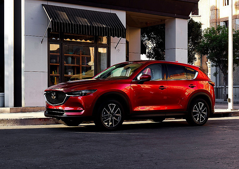 Mazda CX-5 2.2 Skyactive-D 175 cv. Evolución lógica