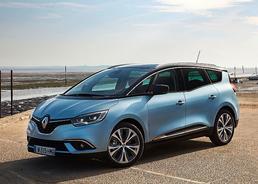 La marca del rombo estrena motor de gasolina para la gama Renault Scenic
