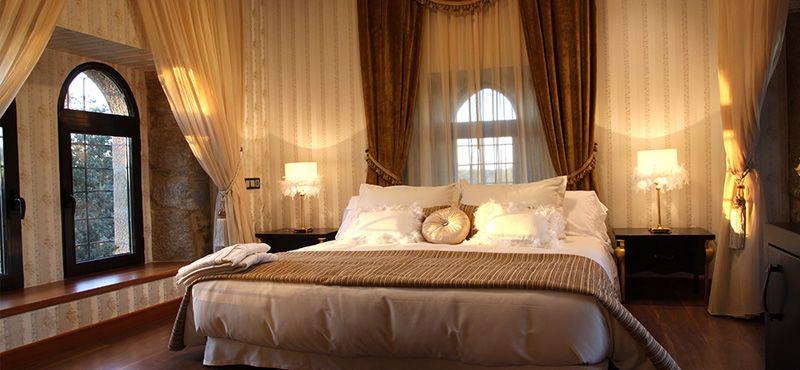 La Suite Imperial BB de El Cuartón de Inés Luna. Foto; El cuartón de Inés Luna