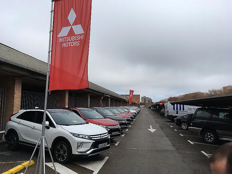 Mitsubishi Eclipse Cross, el nuevo SUV de la marca de los diamantes