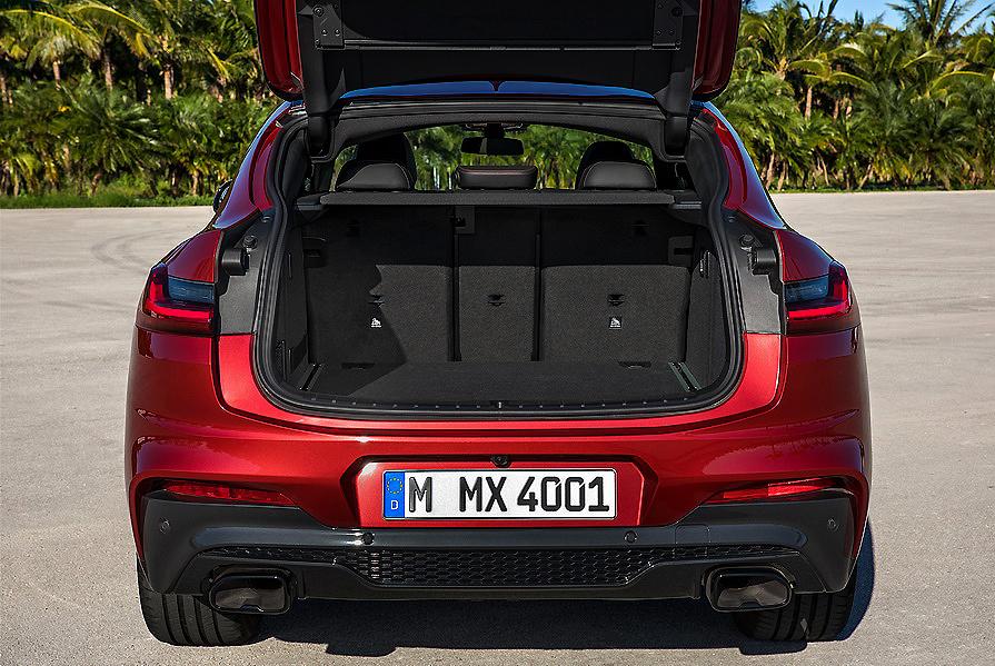 Nuevo BMW X4, más elegante y deportivo