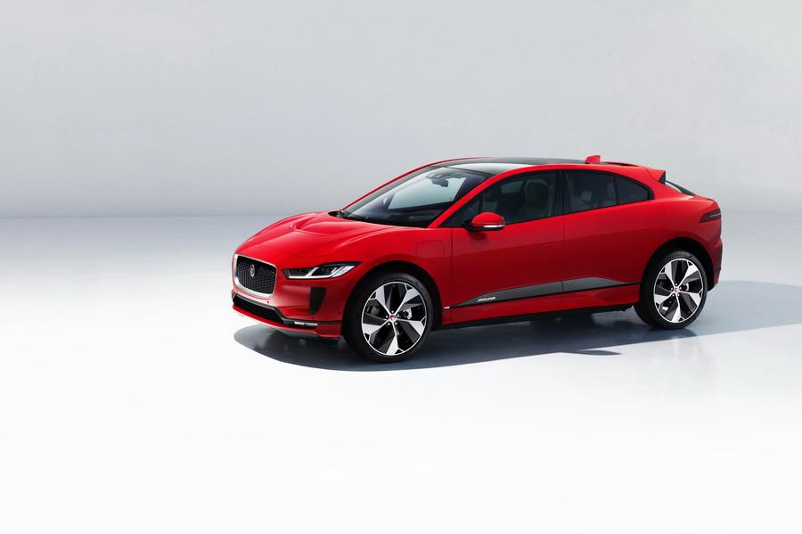 Jaguar I-Pace, el todo camino compacto 100% eléctrico,