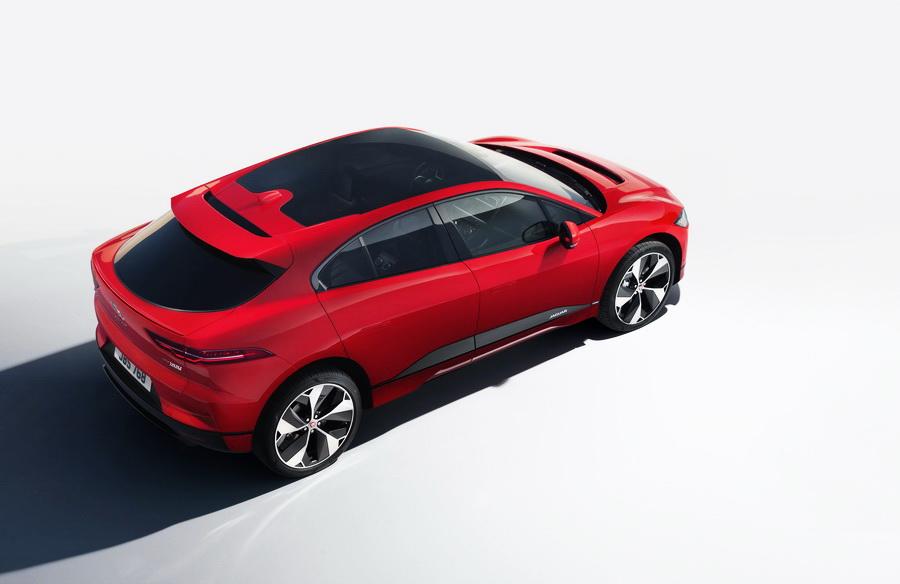 Jaguar I-Pace, el todo camino compacto 100% eléctrico