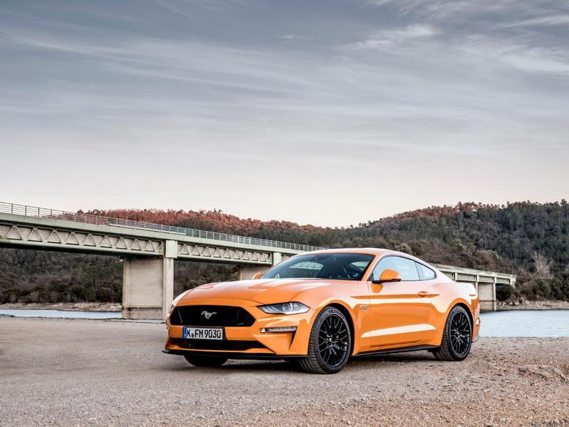 El Ford Mustang se convierte en el deportivo más vendido del mundo por tercer año consecutivo