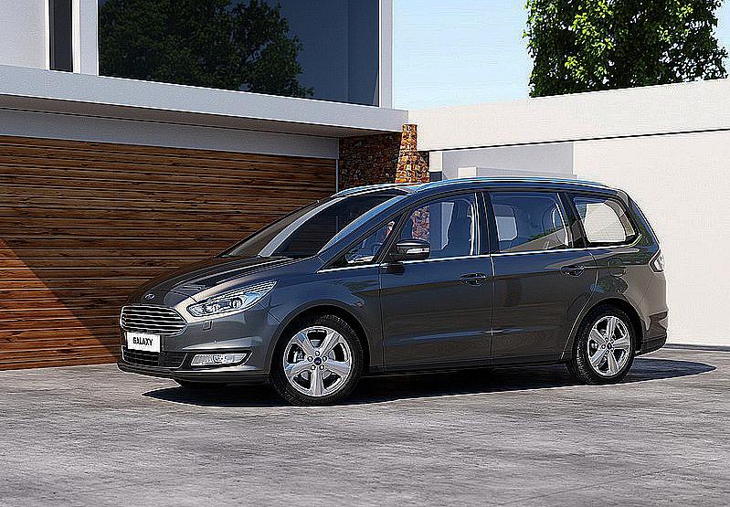 Nuevos motores para el Ford S-Max y el Ford Galaxy; potencia y sostenibilidad
