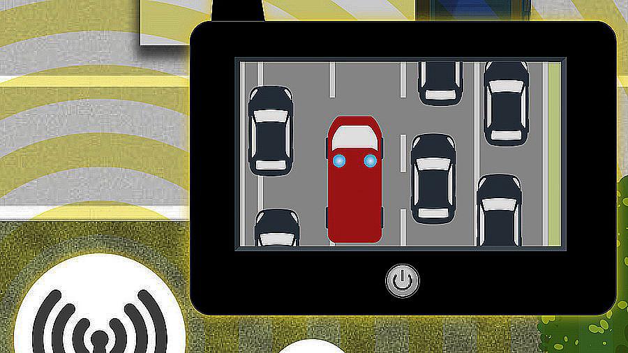 Ford y Vodafone: Ayuda en los accidentes de tráfico