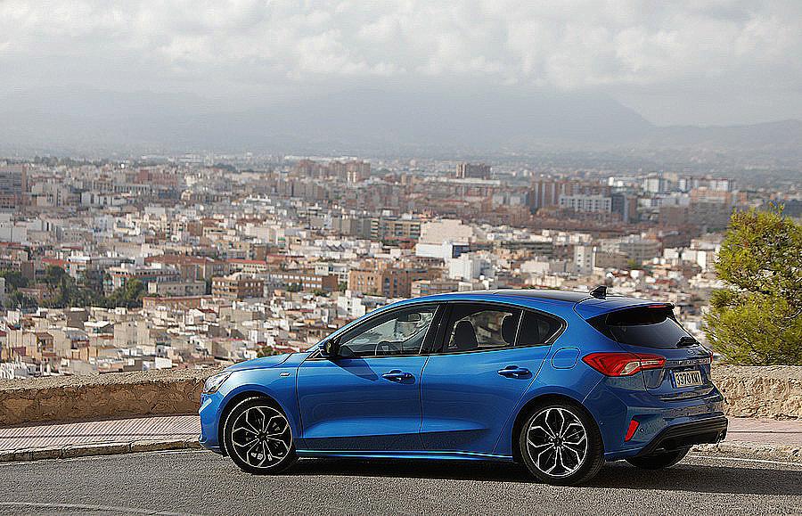 Nuevo Ford Focus, tecnología y seguridad al más aalto nivel