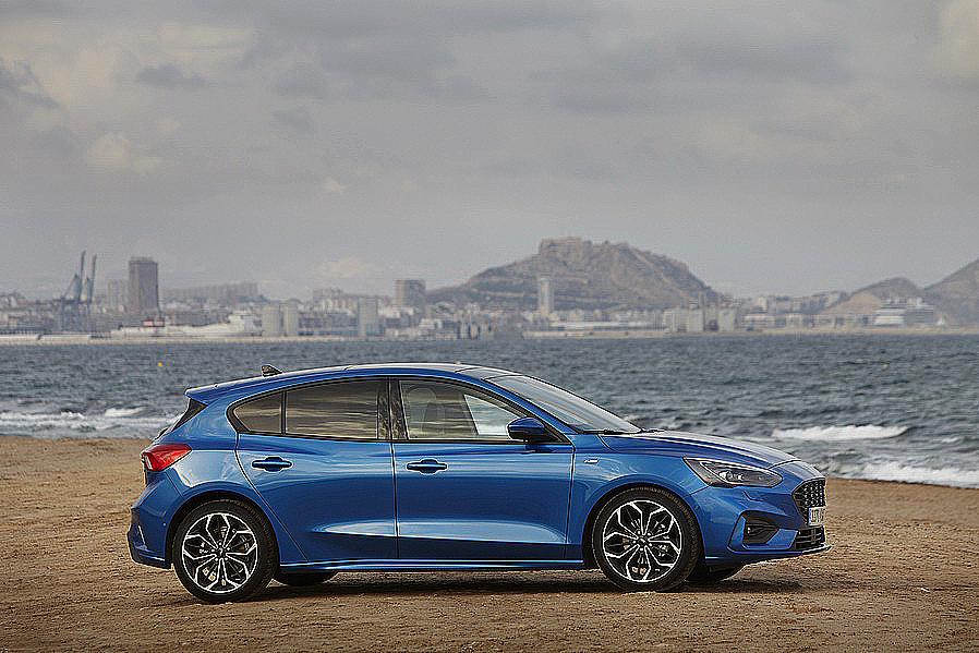 Nuevo Ford Focus, tecnología y seguridad al más alto nivel
