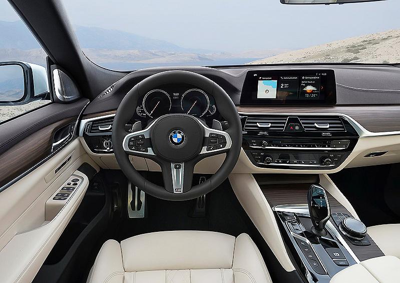 BMW 640i xDrive Gran Turismo, un coche de premio