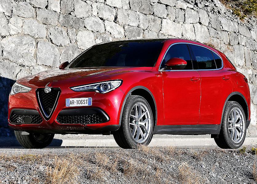 Alfa Romeo Stelvio 2.8 gasolina 280 CV AWD, pura deportividad