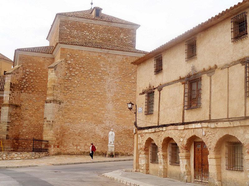 Belmonte: de Fray Luis de León a Eugenia de Montijo, pasando por Charlton Heston y Sofía Loren