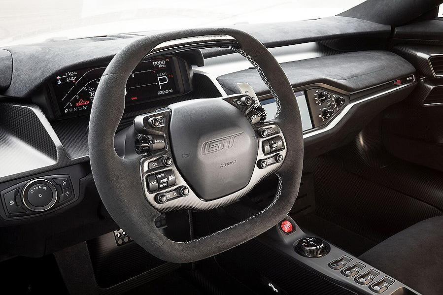 Nuevo Ford GT Carbon Series 2019, el campeón de Le Mans, ahora de calle