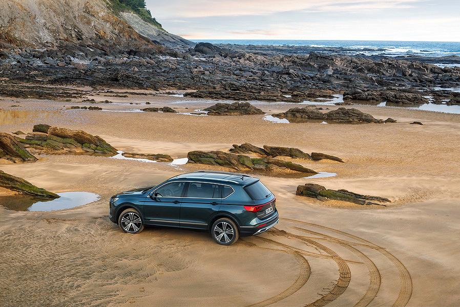 El Seat Tarraco, tercer modelo SUV de la firma española, ya tiene precios