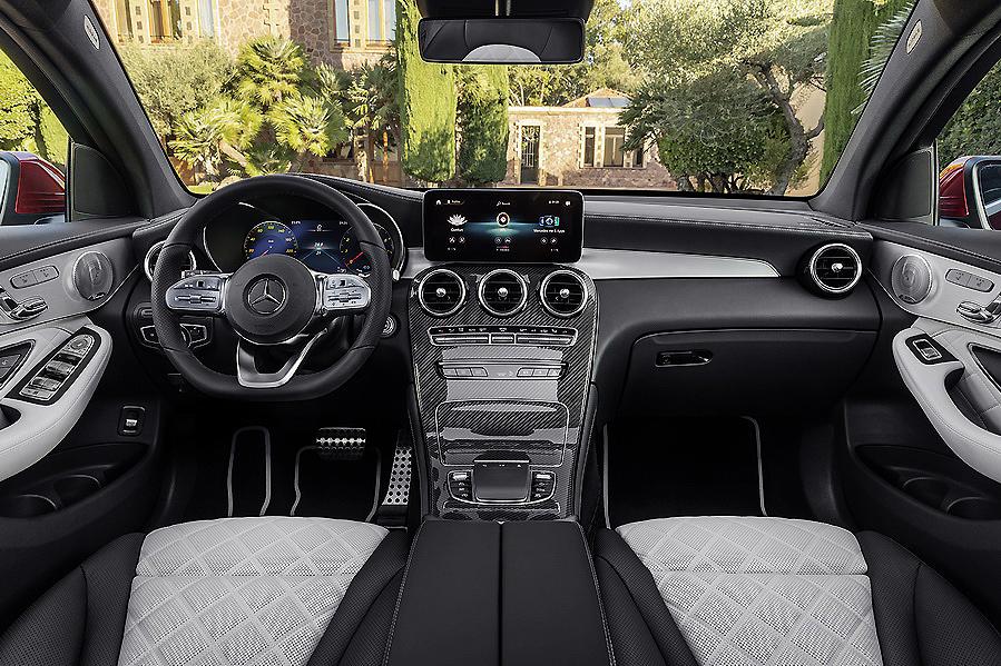 Nuevo Mercedes GLC Coupé, la esencia de la estrella desde 54.775 euros