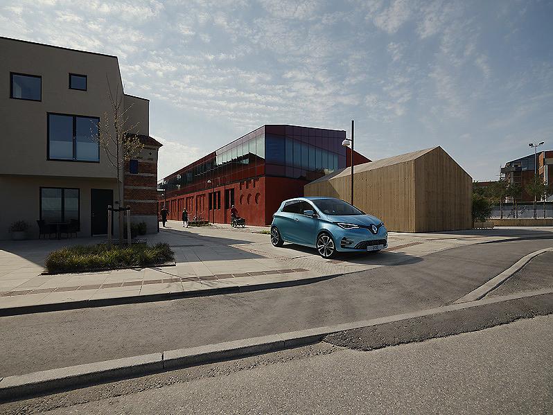 Llega la mercado la tercera generación del Renault Zoe
