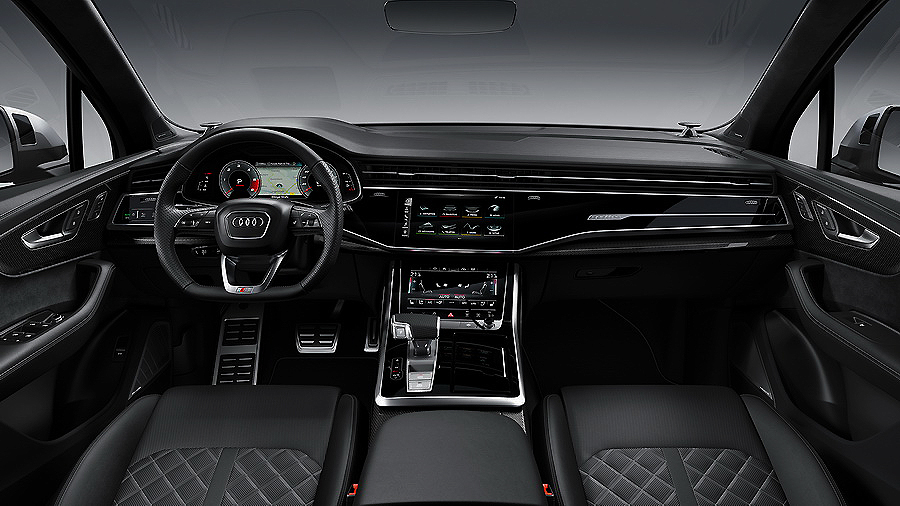 Nuevo Audi SQ7 TDi, 435 caballos de fuerza bruta.