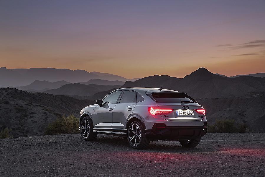 Nuevo Audi Q3 Sportback, la culminación de la gama