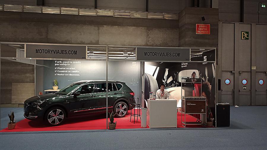 Motoryviajes.com presente en FITUR