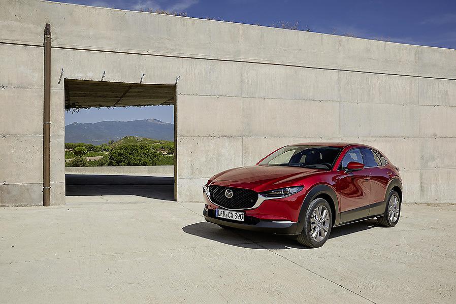 Mazda CX30, un SUV equilibrado y eficiente