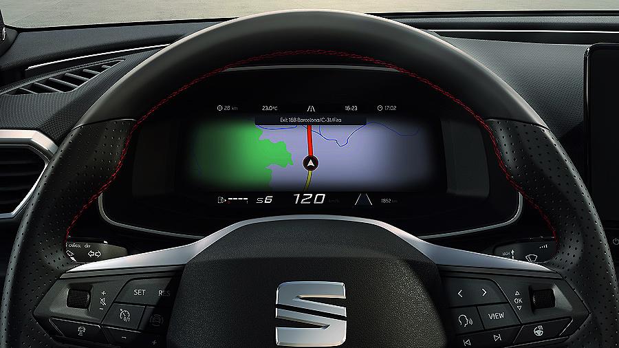 El nuevo Seat León llega con lo más sofisticado en conectividad