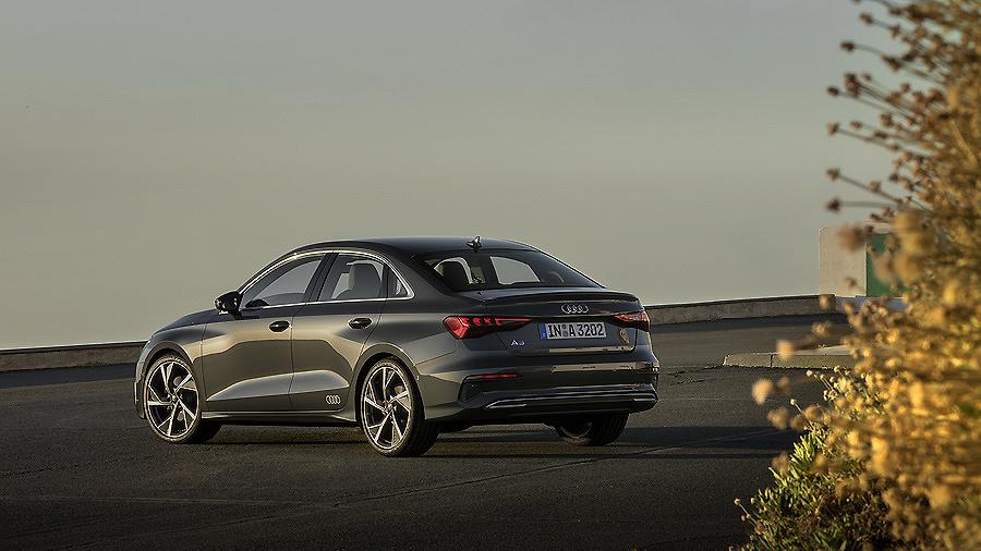 Nuevo Audi A3 Sedan, más avanzado y lleno de tecnología