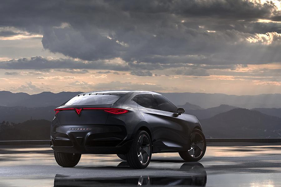 CUPRA Tavascan Concept, nuevo galardón en el Concurso de Marcas de Automoción 2020