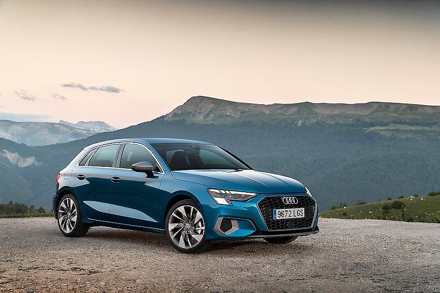 Nuevo Audi A3 Sportback, tecnológicamente mayor