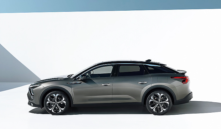 Nuevo Citroën C5 X. La marca de los chevrones reinventa el segmento SUV