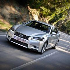 Nuevo Lexus GS 450 H