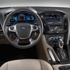 Ford SYNC con MyFord Touch para Europa