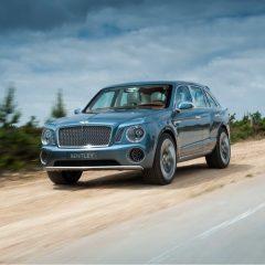 Bentley ampliará su gama con un SUV