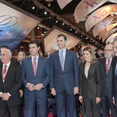 Hoy arranca Fitur 2013 con la celebración de CIMET